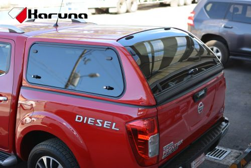 Nissan Vietnam exclusively distributes IST canopy for Vietnam market