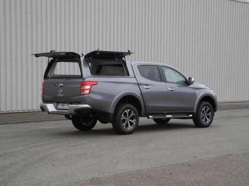 New Karuna canopy fitting Fiat fullback available now