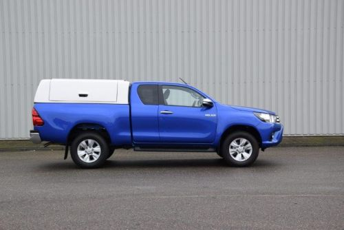 & New Force Pro canopy fitting Toyota Revo Extra Cab