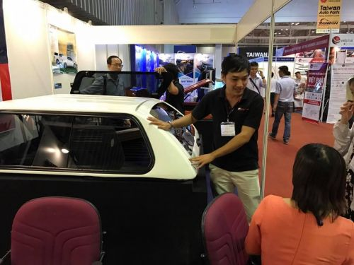 First Automechanika show in Saigon